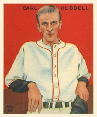 Carl Hubbell 6