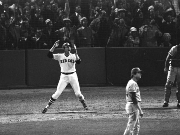 Carlton Fisk - Home Run