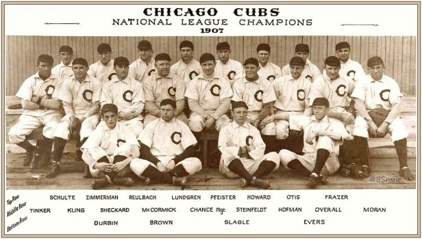 Chicago Cubs 1907
