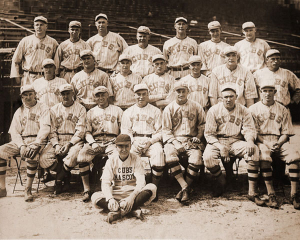 Chicago Cubs 1918