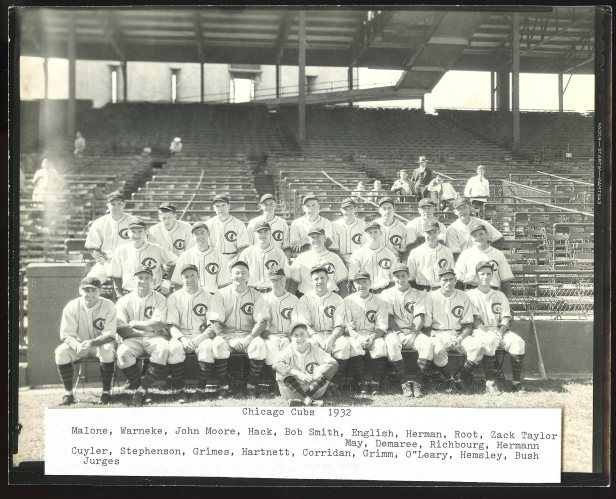 Chicago Cubs 1932