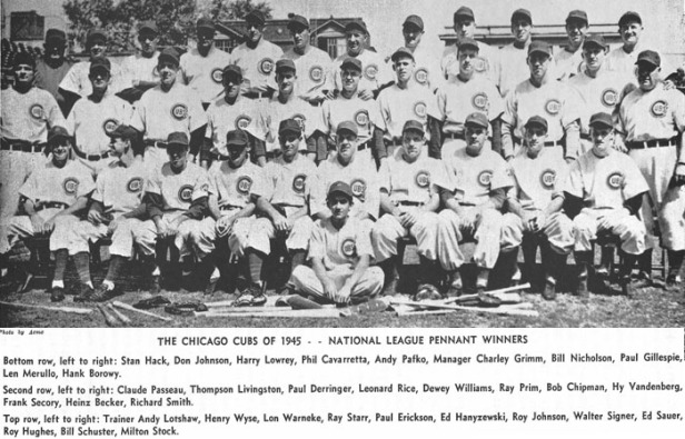 Chicago Cubs 1945