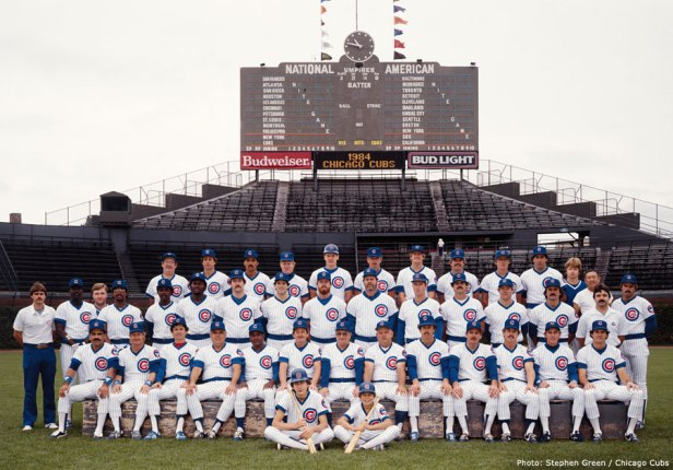 Chicago Cubs 1984