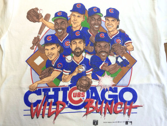 Chicago Cubs 1989