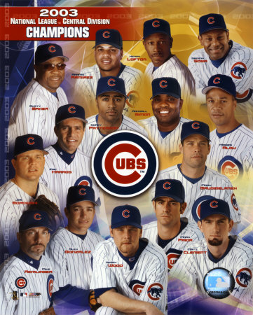 Chicago Cubs 2003