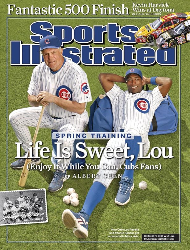 Life Is Sweet, Lou (Enjoy It While You Can, Cubs Fans)