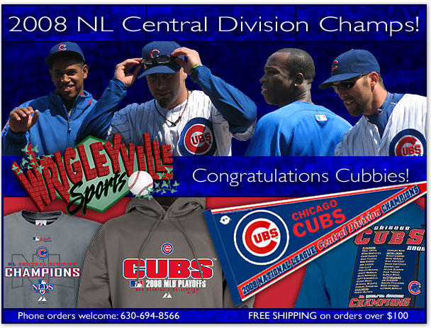 Chicago Cubs 2008