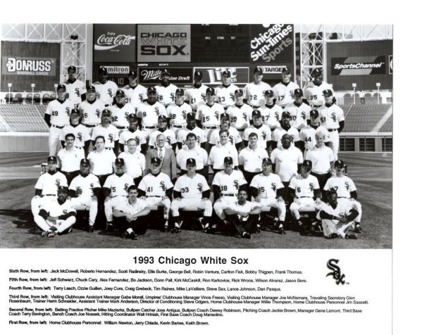 Chicago White Sox 1993