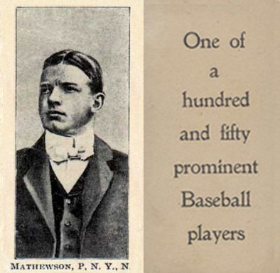 Christy Mathewson 10
