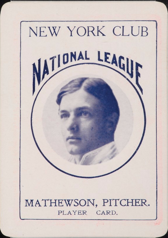Christy Mathewson 11
