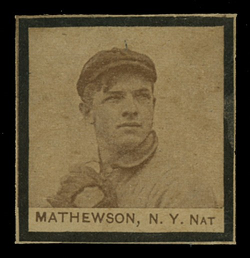 Christy Mathewson 13