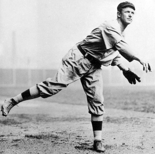 Christy Mathewson 4