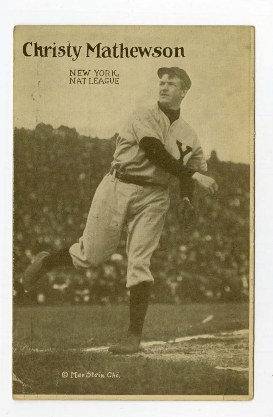 Christy Mathewson 6