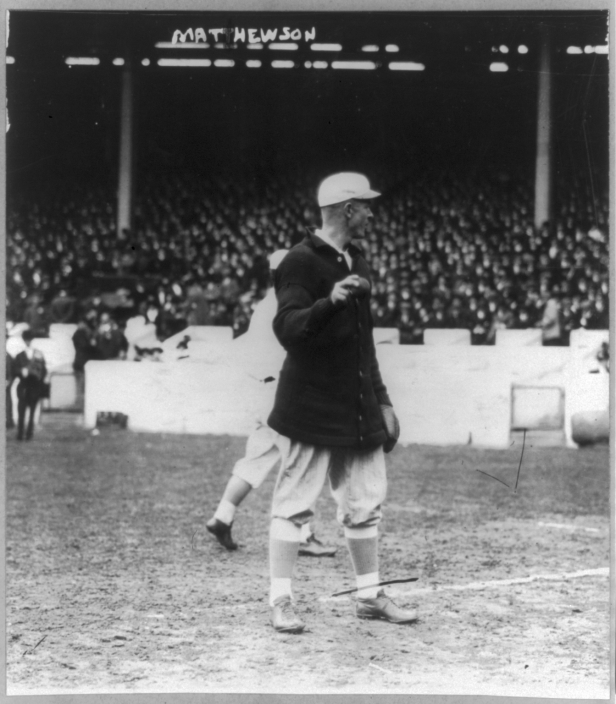 Christy Mathewson 9