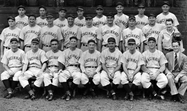 Cincinnati Reds 1939