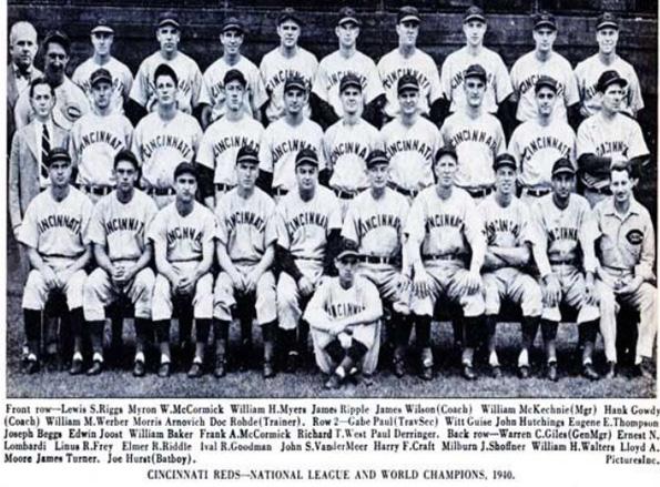 Cincinnati Reds 1940