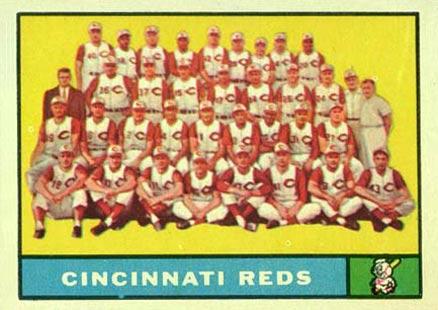 Cincinnati Reds 1961