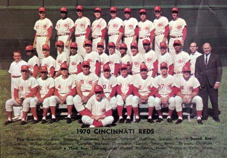 Cincinnati Reds 1970