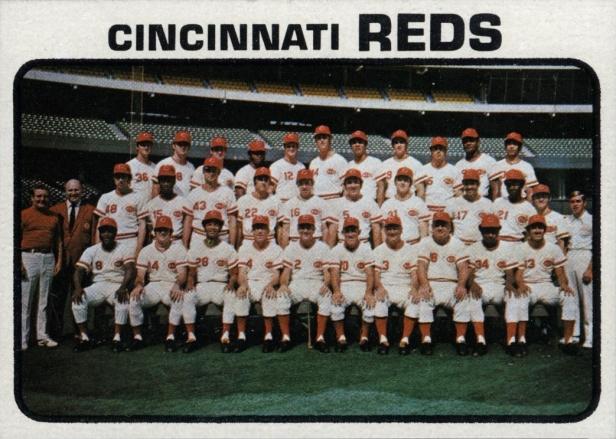 Cincinnati Reds 1973