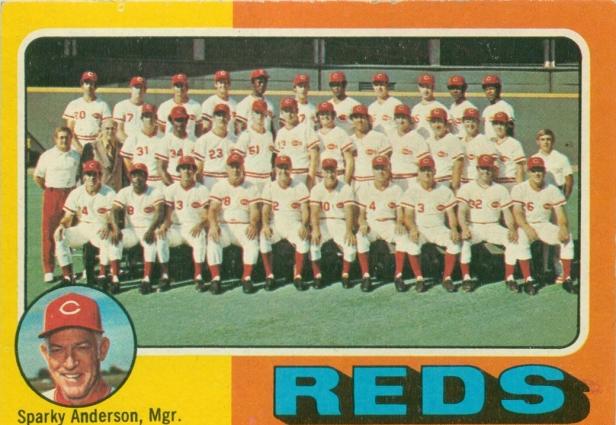 Cincinnati Reds 1975