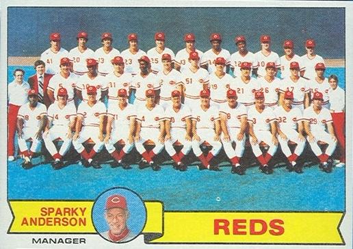 Cincinnati Reds 1979