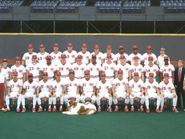 Cincinnati Reds 1990
