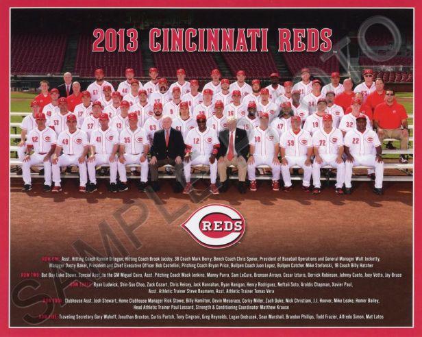 Cincinnati Reds 2013
