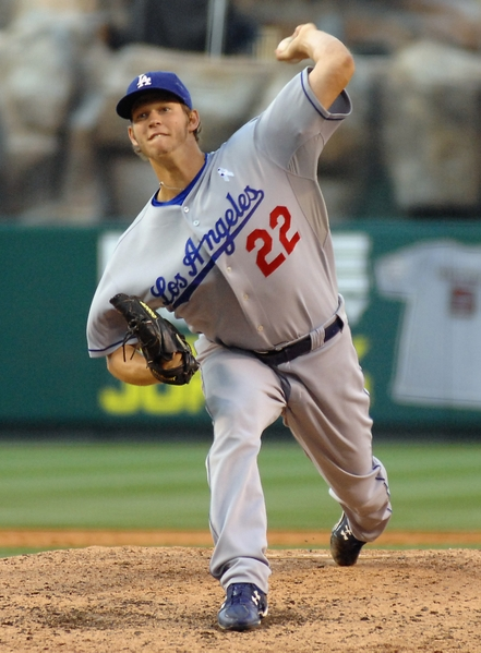 Clayton Kershaw 5