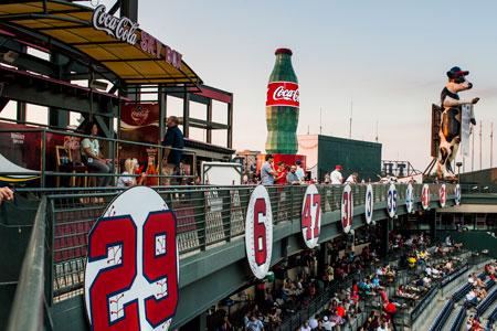 Coca-Cola Sky Field
