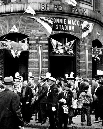 Connie Mack Stadium 1953