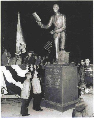 Connie Mack Statue