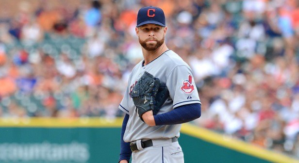 Cleveland Indians v Detroit Tigers - Game One