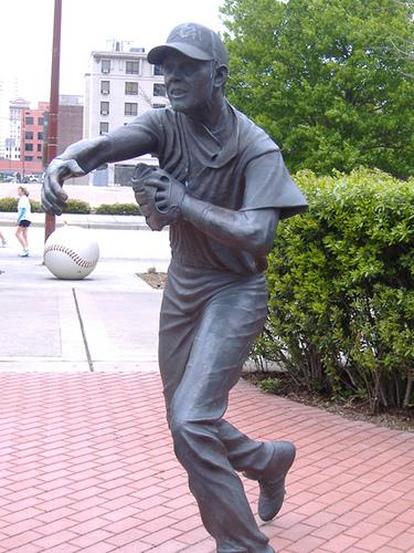 Craig Biggio Statue
