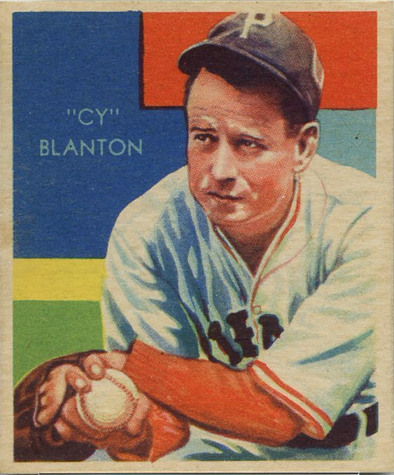 Cy Blanton