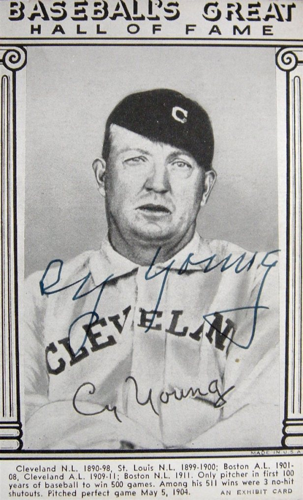Cy Young 8