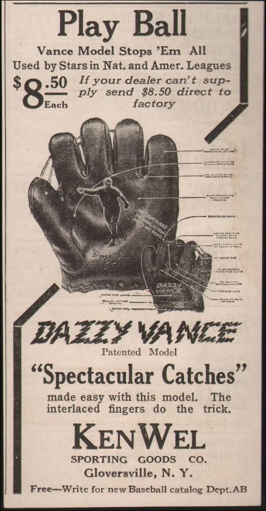 Dazzy Vance 10