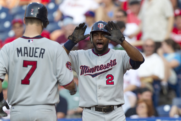MLB:  JUN 19 Twins at Phillies