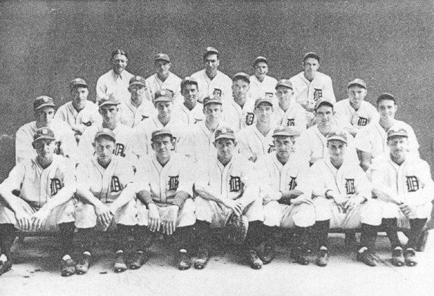 Detroit Tigers 1935
