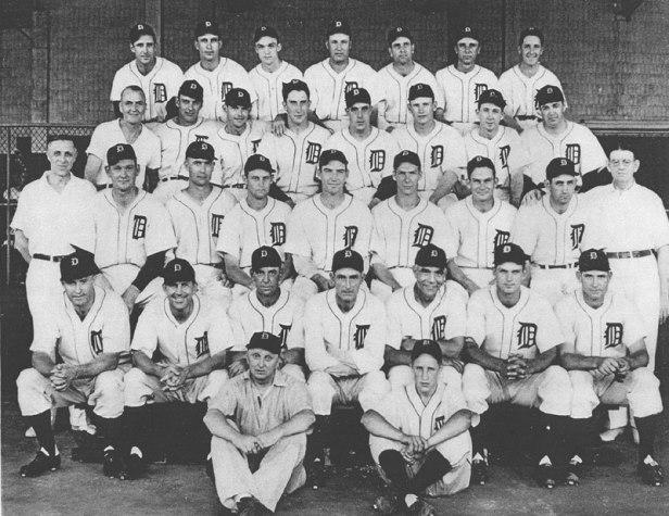 Detroit Tigers 1940