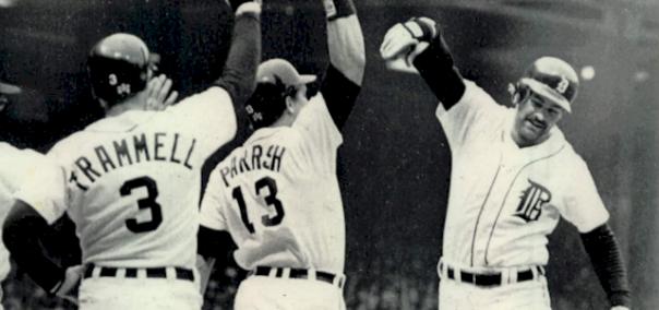 Detroit Tigers 1987