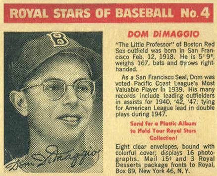 Dom DiMaggio 2