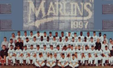 Florida Marlins 1997