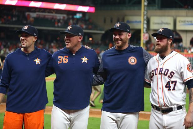 Four Astros