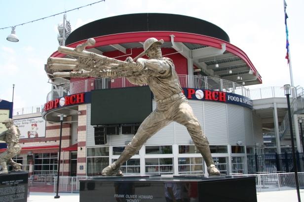 Frank Howard Statue