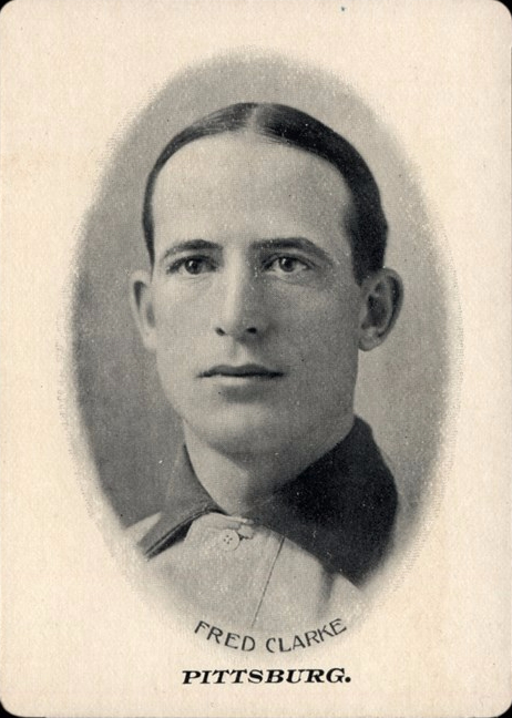 Fred Clarke 3