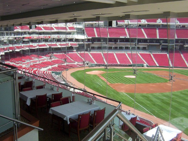 GABP Riverfront Club