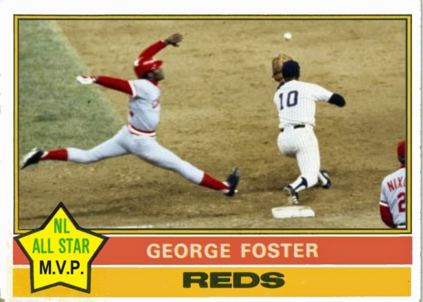 George Foster 4