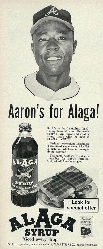 Hank Aaron 12