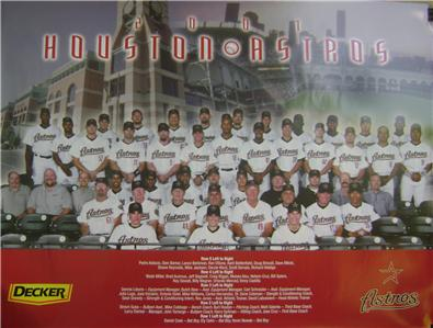 Houston Astros 2001