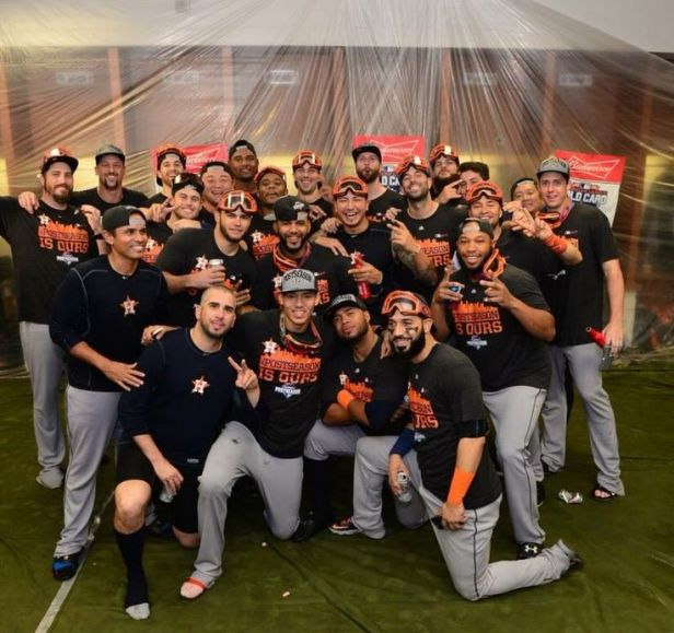 Houston Astros 2015